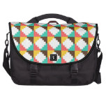 Colorful Pastel Aztec Native American Pattern Gift Bag For Laptop