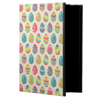 Colorful Pastel Easter Eggs Cute Pattern Powis iPad Air 2 Case
