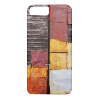 Colorful Patched Shutters iPhone 8 Plus/7 Plus Case