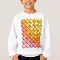 "Colorful Pattern Creation ""Athena"" Sweatshirt"