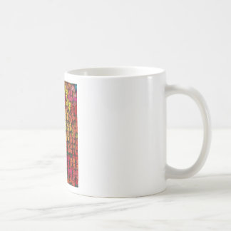 """Colorful Pattern Creation """"Butterflies"""" Classic White Coffee Mug"""