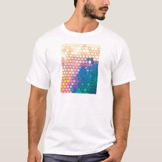"Colorful Pattern Creation ""Gaia"" T-Shirt"