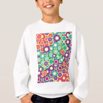 "Colorful Pattern Creation ""My Lisboa"" Sweatshirt"