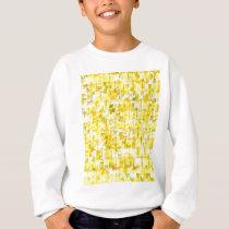 "Colorful Pattern Creation ""My Monaco"" Sweatshirt"