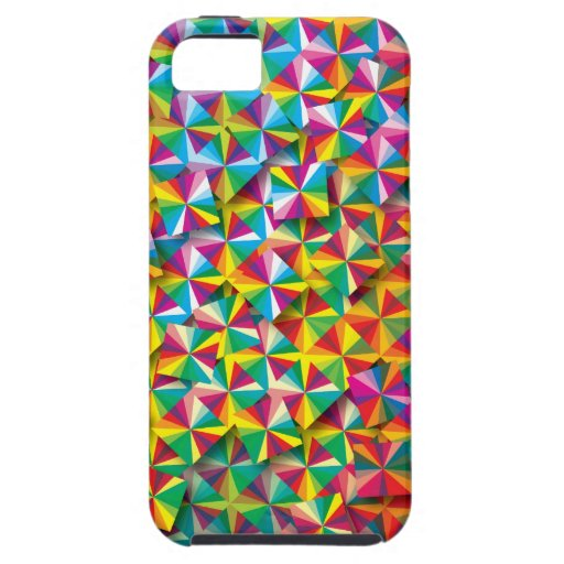 """Colorful Pattern Creation """"My Samarkand"""" iPhone 5 Cases"""