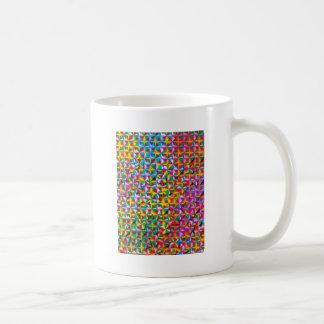 """Colorful Pattern Creation """"My Samarkand"""" Classic White Coffee Mug"""