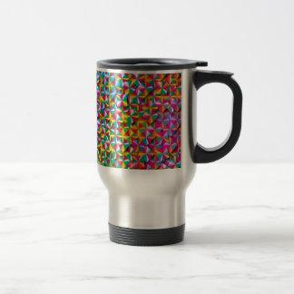 """Colorful Pattern Creation """"My Samarkand"""" Coffee Mugs"""