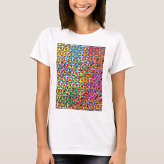 "Colorful Pattern Creation ""My Samarkand"" T-Shirt"
