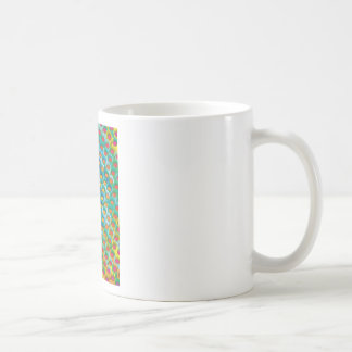 "Colorful Pattern Creation ""My Venezia"" Classic White Coffee Mug"