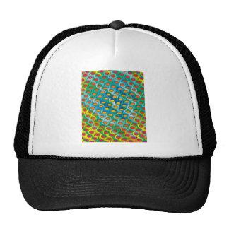 "Colorful Pattern Creation ""My Venezia"" Trucker Hat"