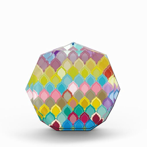"Colorful Pattern Creation ""Oriental"" Award"