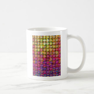 """Colorful Pattern Creation """"Perseus"""" Classic White Coffee Mug"""