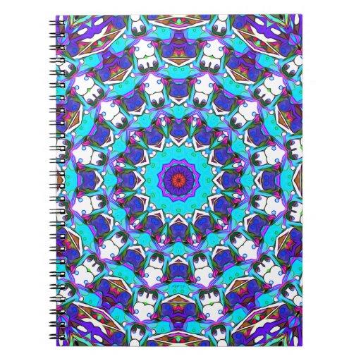 how to make a spiral notebook