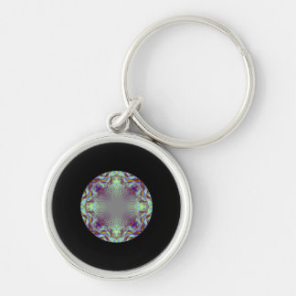 Colorful pattern. keychain