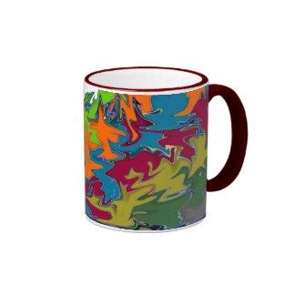 Colorful Pattern Mug
