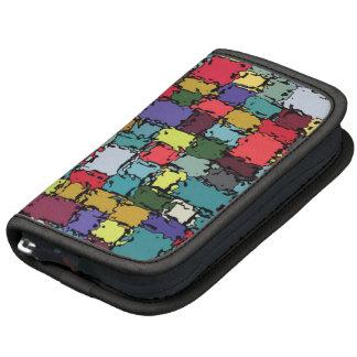 Colorful Pattern Organizer