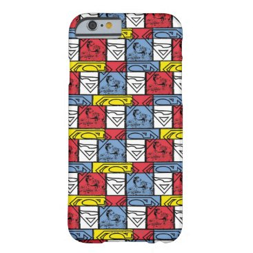 Colorful Pattern Shields Barely There iPhone 6 Case