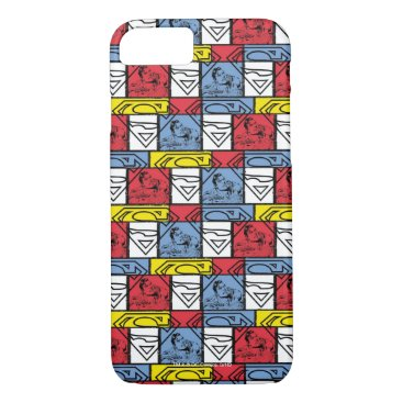 Colorful Pattern Shields iPhone 8/7 Case