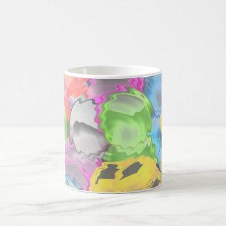 Colorful Patterned Mug