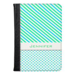 Colorful Patterns Kindle Fire Case at Zazzle