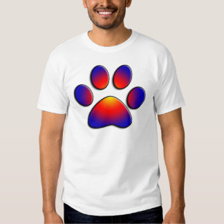 COLORFUL PAW T-Shirt
