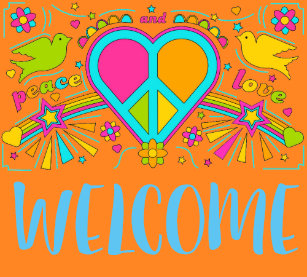 a5b2870b99e4 Peace Doormats & Welcome Mats | Zazzle