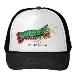 Colorful Peacock Mantis Shrimp Hat