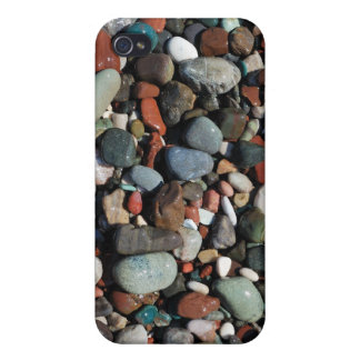 Colorful pebbles iPhone4 Speck Case Covers For iPhone 4