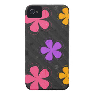 Colorful Pedals iPhone 4 Case Mate