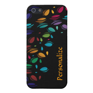 Colorful Pedals iPhone SE/5/5s Case