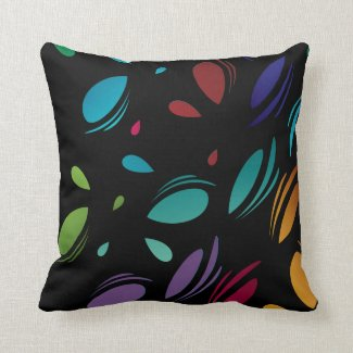 Colorful Pedals Pillow