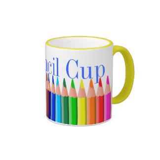 Colorful Pencil Mug