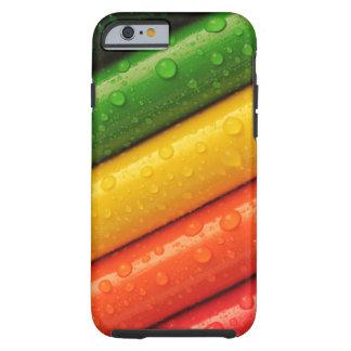 Colorful Pencils Tough iPhone 6 Case