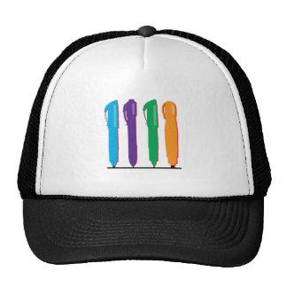 Colorful Pens Trucker Hat