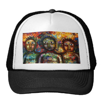 Colorful PeopleColorful People by rafi talby Trucker Hat