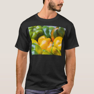 colorful pepperoni in autumn T-Shirt