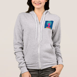Colorful Person Hoodie