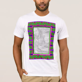 colorful photo frame T-Shirt