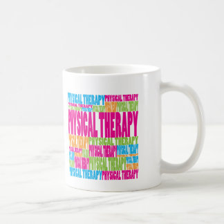 Colorful Physical Therapy Coffee Mug