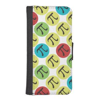 Colorful Pi Gift - Mod Pi iPhone SE/5/5s Wallet