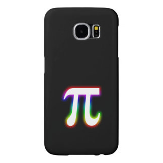 Colorful Pi Number Samsung Galaxy S6 Cases