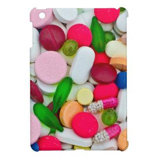 Colorful pills custom product cover for the iPad mini