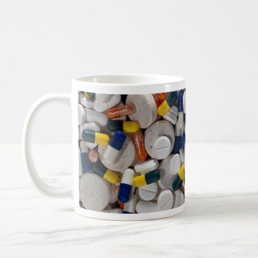 Colorful Pills Mug
