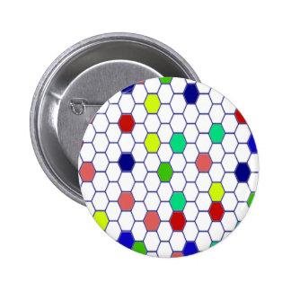 Colorful Pinback Button
