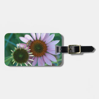 Colorful Pink Daisies Tag For Luggage
