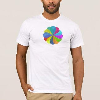 Colorful Pinwheel T-Shirt
