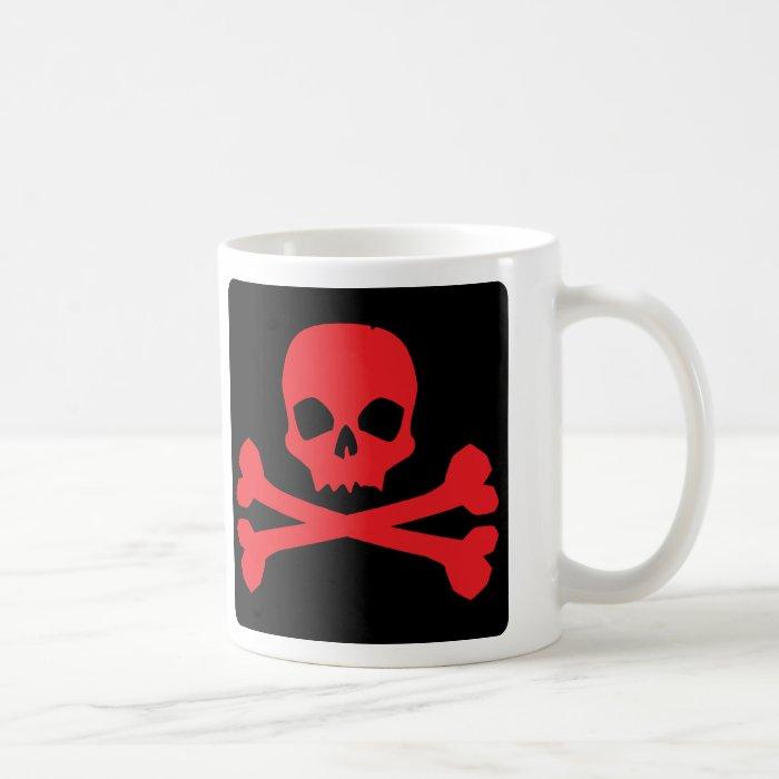 Colorful Pirate Flag Coffee Mug