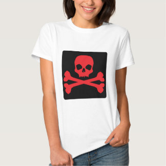 Colorful Pirate Flag T-shirt