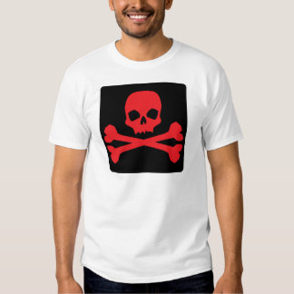 Colorful Pirate Flag T-shirts