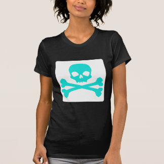Colorful Pirate Flag Tee Shirts